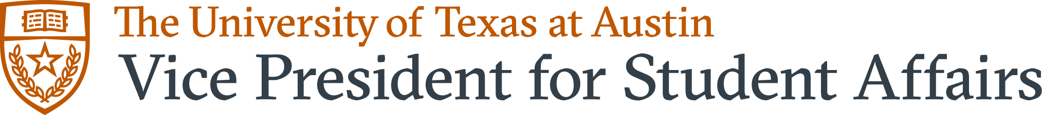Vice President for Student Affairs logo